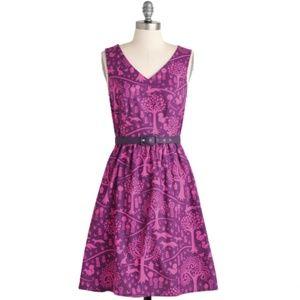 Folks & Dreams Modcloth Dress